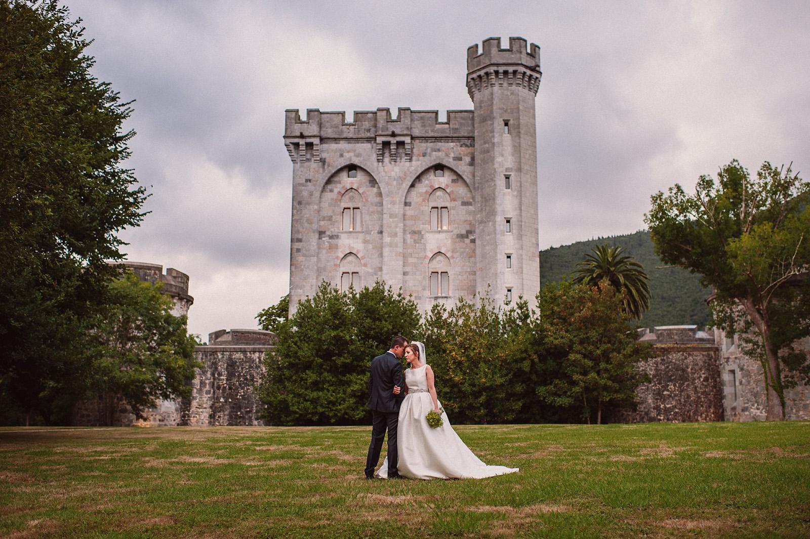 boda castillo arteaga